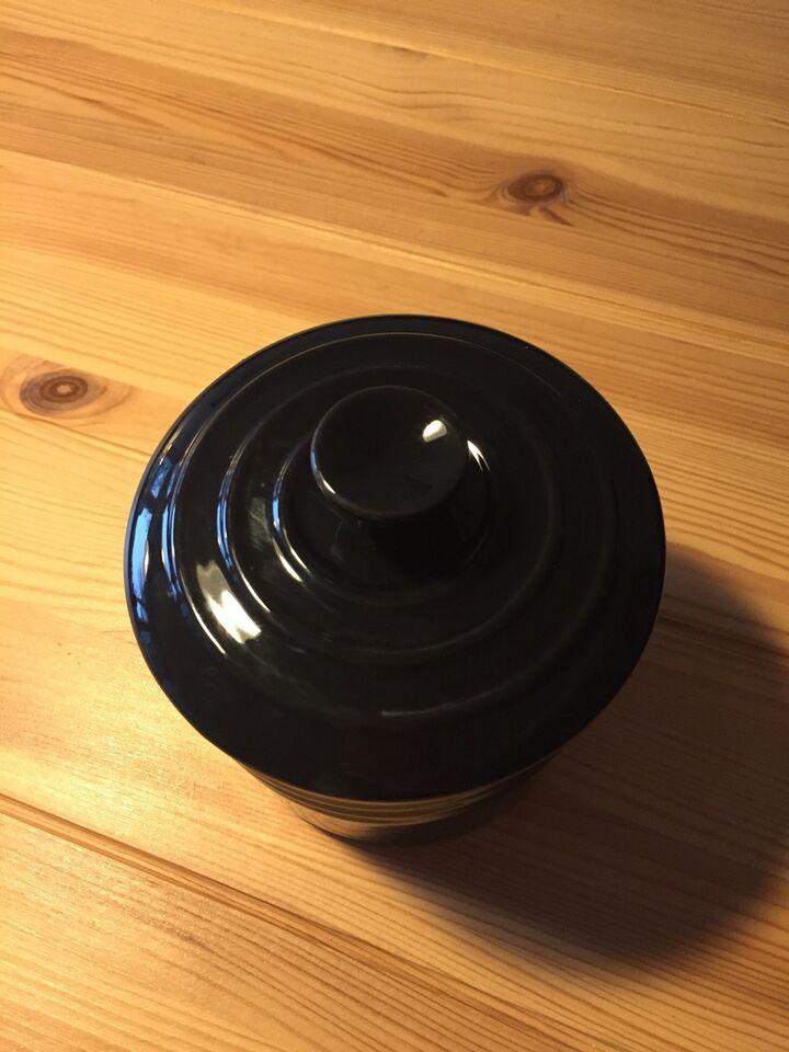 Keramik, Opbevaringskrukke, Le creuset
