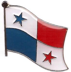 LOT OF Panama Flag Lapel Pins Panama Flag Pin EBay - Panama flag