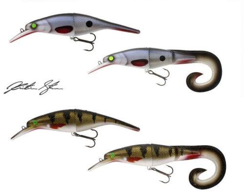 Westin platypus teez tail 16 CM//sélecteur de couleurs