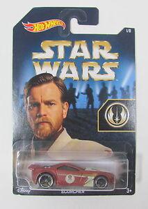 Star Wars Obi-wan Kenobi Hot Wheels Scorcher NEW  NEU OVP