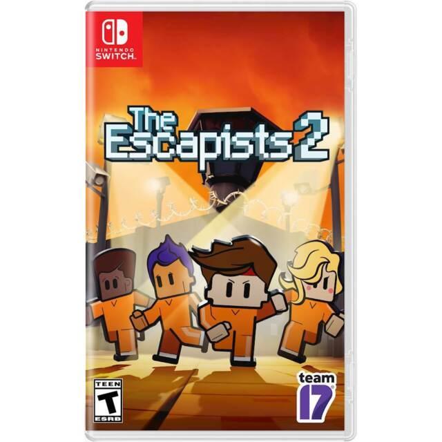 UI Entertainment Uie 01206 Escapists 2