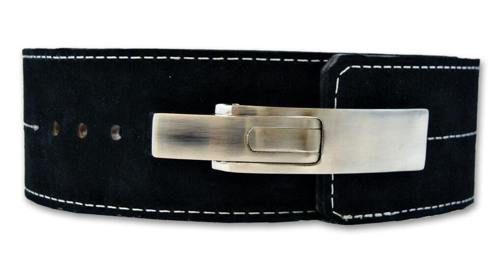 TITAN Toro Bravo Palanca halterofilia Cinturón-IPF halterofilia legal 10 mm