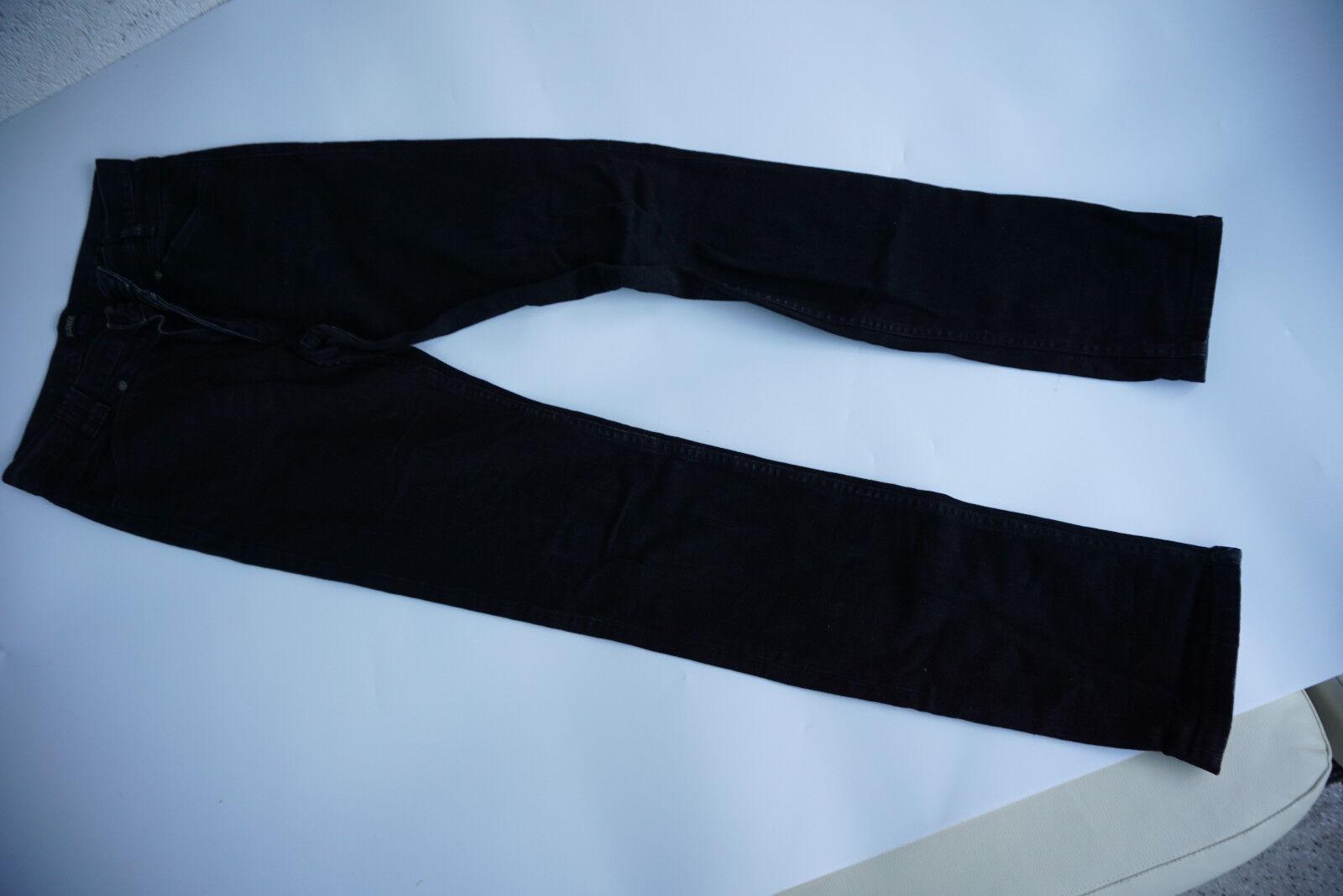 CLOSED Pedal Sky Damen stretch slim Jeans Hose 28/34 W28 L34 schwarz black TOP