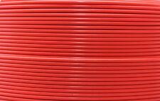 1 m Bowdenzughülle neon rot für Schaltungszüge
