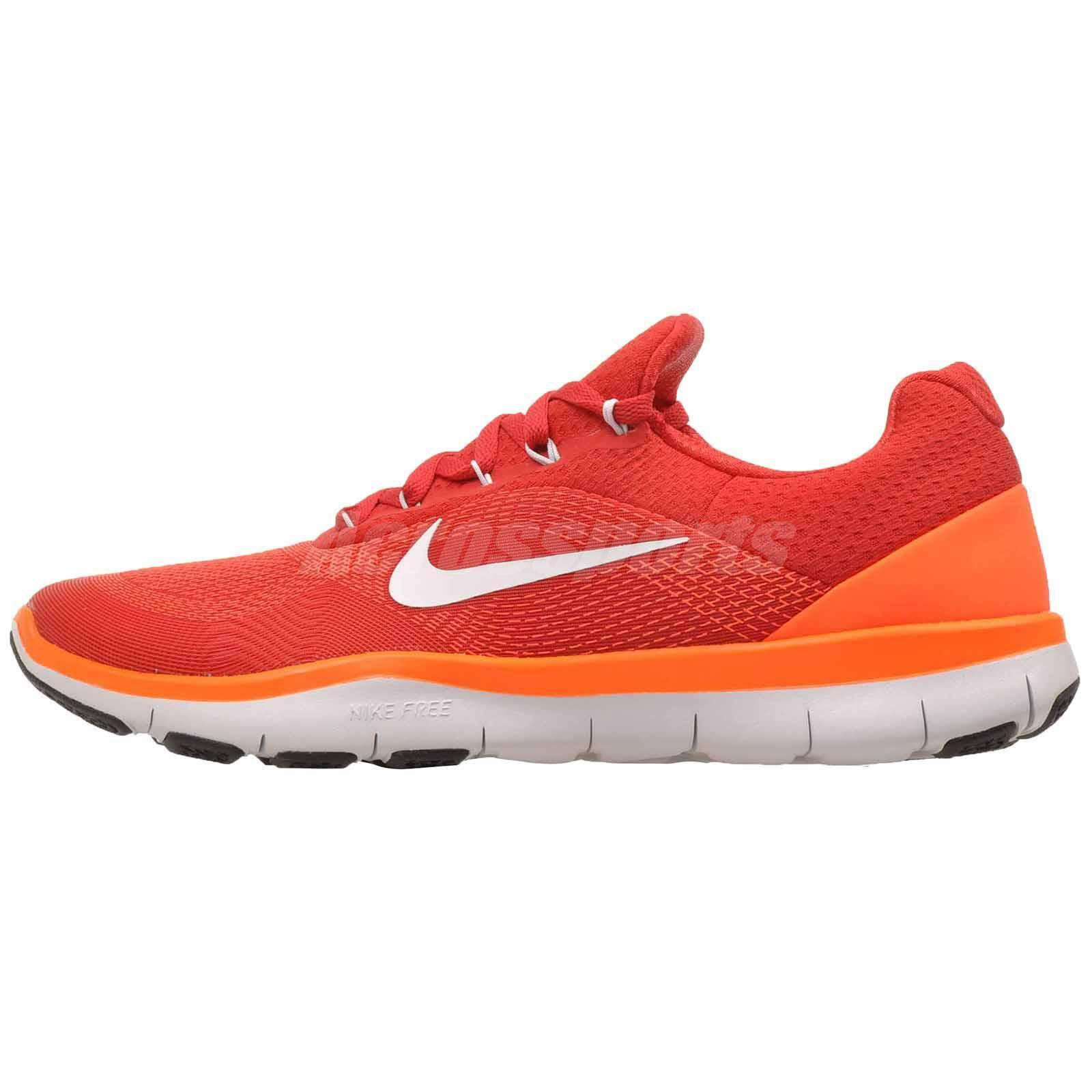 Nike Free Trainer V7 Cross Training Mens shoes Crimson Red 898053-800
