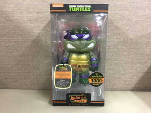 FUNKO Hikari-Teenage Mutant Ninja Turtles Donatello Glitter 3,000 PEZZI NUOVO IN SCATOLA