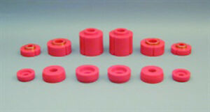 Prothane-80-96-Ford-F150-F250-F350-Body-Cab-Mount-Bushings-Kit-12-Pc-Red-6-108