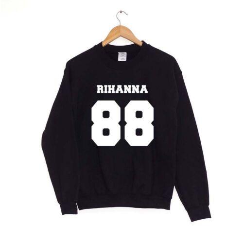Rihanna 88SWEATSHIRT//JUMPERGood Girl Gone Bad