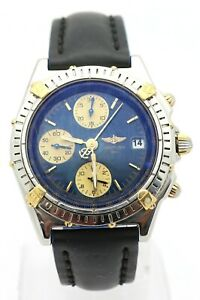 Details About Breitling Chronomat B13050 1 Ss Mens Watch Size 7 5 9 0