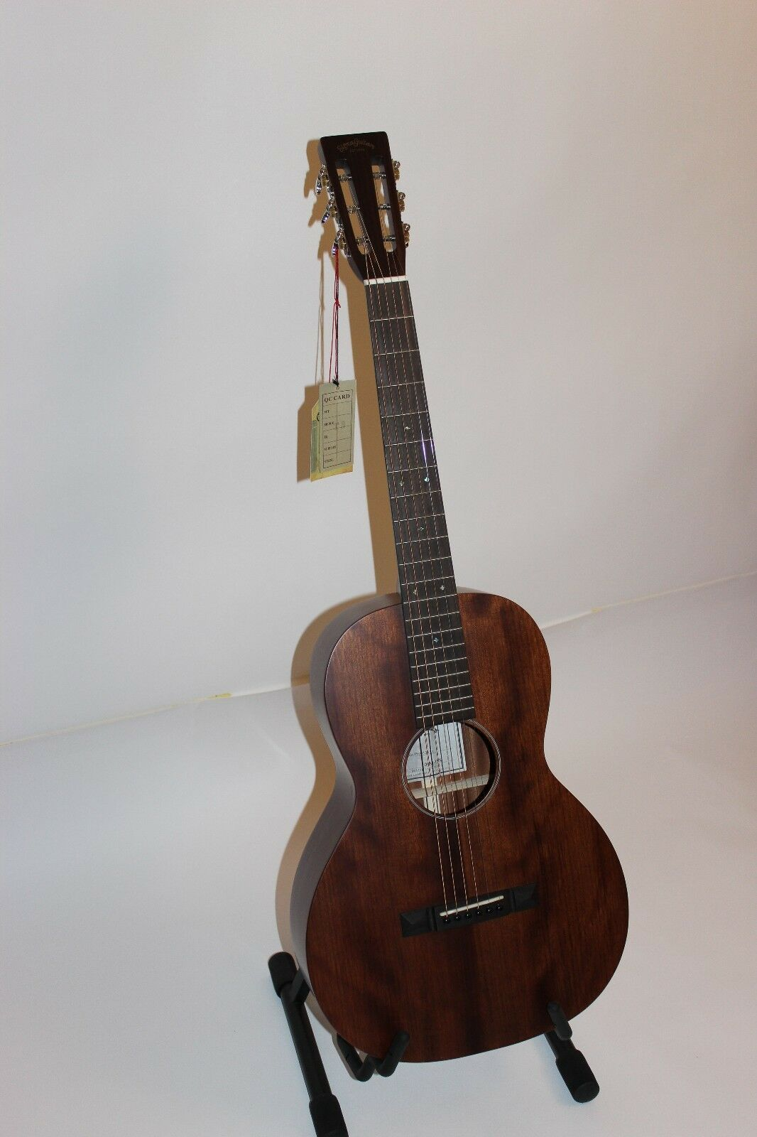 SIGMA GUITARS- Gitarre 00M-15S +  Mahagoni + offene slotted Kopfplatte NEU NEW