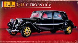Heller-80159-Cirtoen-11-CV-Citroen-1-43