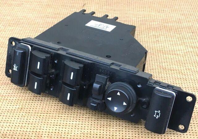 Range Rover L322 New Genuine RHD Driver Door Window Switch Control YUD502000