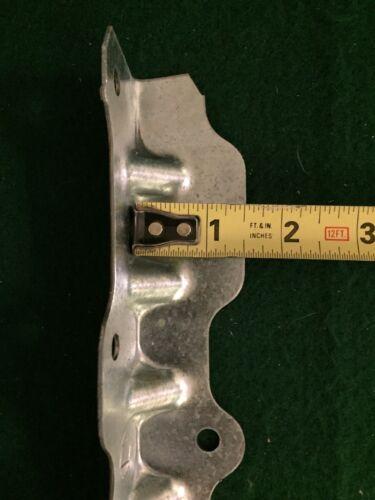 "Bracket-USA Stair Angle 1//4/"" X 1-1//2/"" X 8 7//8"" Heavy Gauge Building Supply 50"
