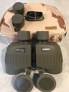 Steiner-10x50-Military-Marine-Binoculars-MM1050-Latest-Model-Factory-Sealed-Box