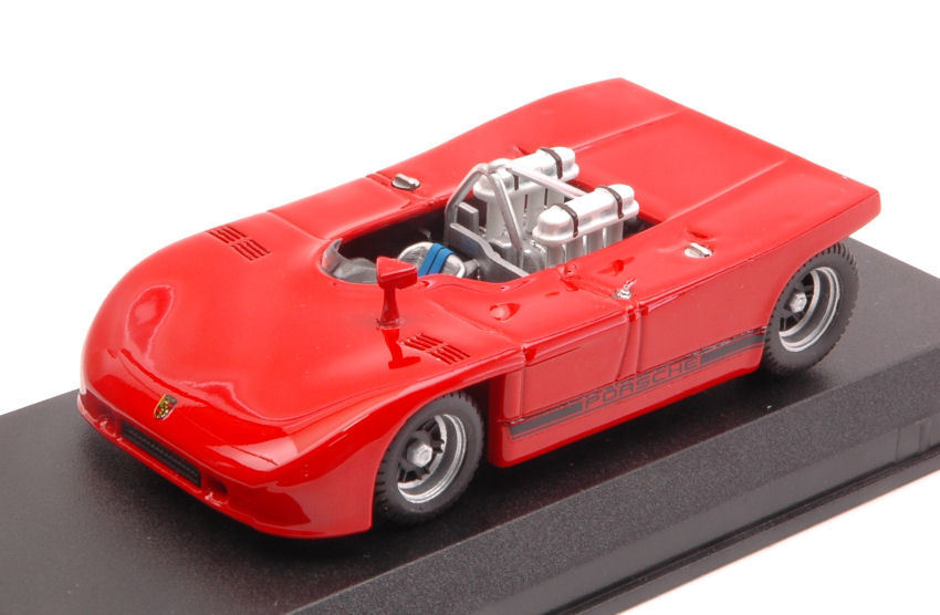 PORSCHE 908-03 prova 1975 rosso 1 43 Model Best MODELS