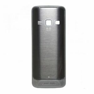 the latest baa23 2b1ea Details about Battery Back Cover For Samsung S5610 Utopia Metallic Grey  Original Part