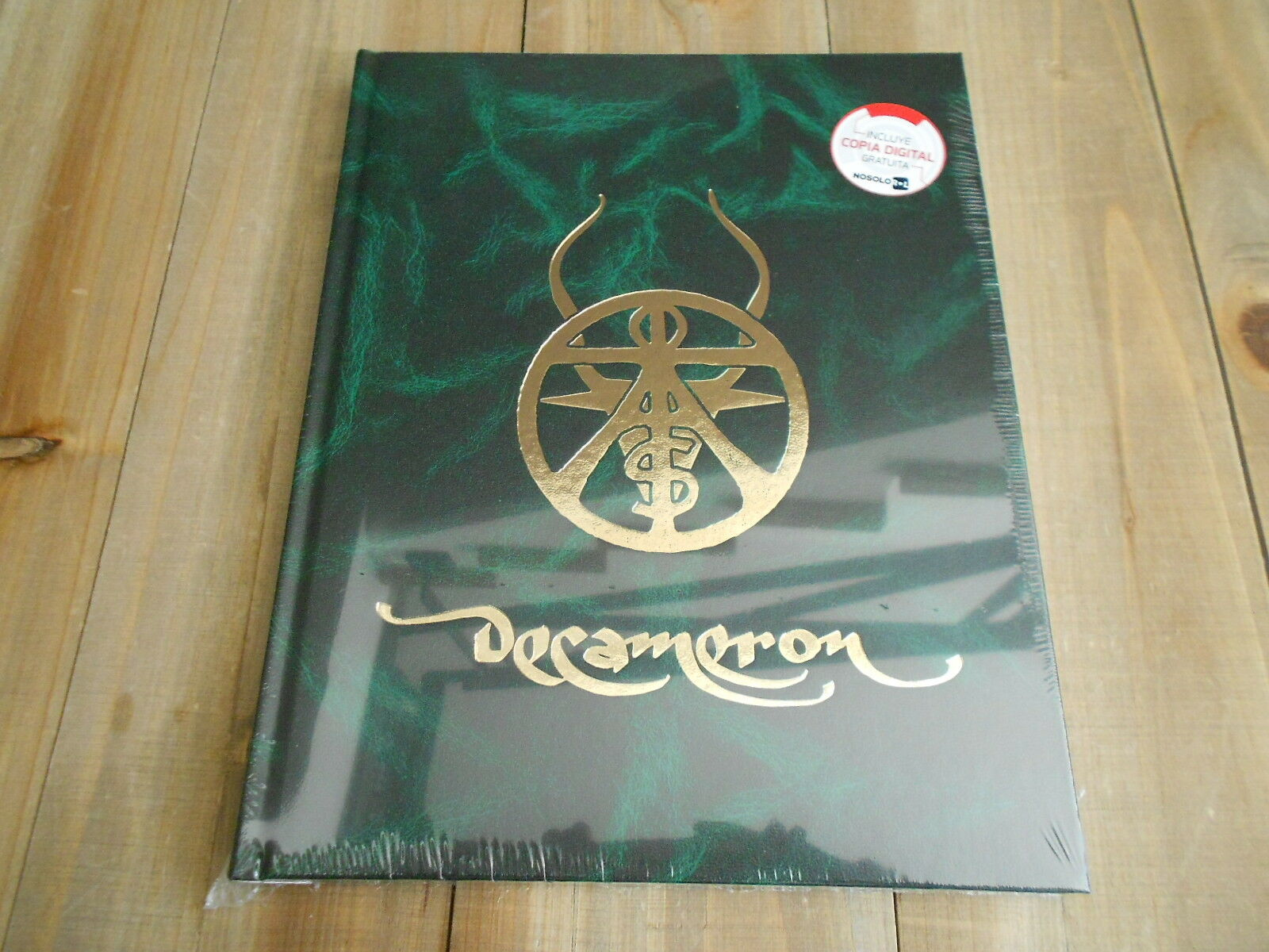 Coven - Decameron Deluxe - Set Role Play - Nosolgoldl - Sealed