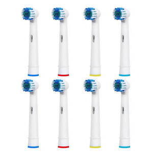 8-Brush-Heads-Fit-Braun-Oral-B-Precision-Clean-Electric-Replacement-Toothbrush-A