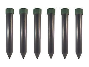 6x batterie alimenté ultra sonic spike taupe rongeur répulsif dissuasif répulsif-afficher le titre d`origine 4CmWDGGZ-07201522-855973161