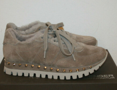 40 Leder Kennel Taupe Gr 5 Und Gefüttert Sneaker Schmenger Yq6w6xRnZA
