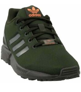 abrigo Hacer hermosa  Adidas Kids ZX Flux Casual Running Sneakers -dark Green - Size 13 | eBay