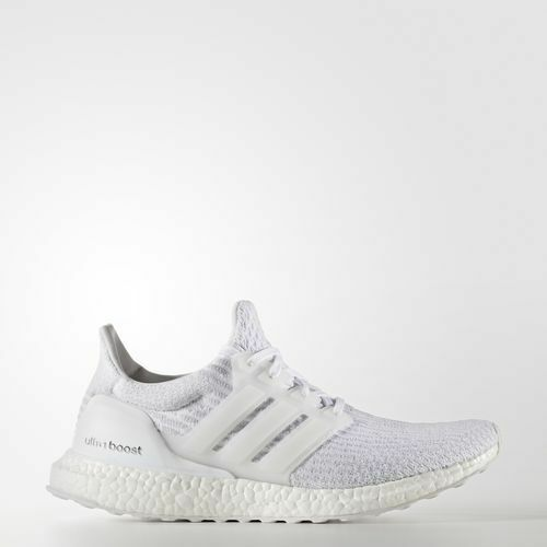 2aba2a8be552e adidas Ultraboost 3.0 CONTINENTAL Triple White Men Running Shoes SNEAKERS  Ba8841 UK 11