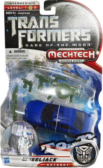 Hasbro Transformers Dotm Autobot Wheeljack raro nuevo sistema de armas