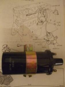 TRIUMPH-2000-2-5-2500-Saloon-BALLAST-IGNITION-COIL-1969-77
