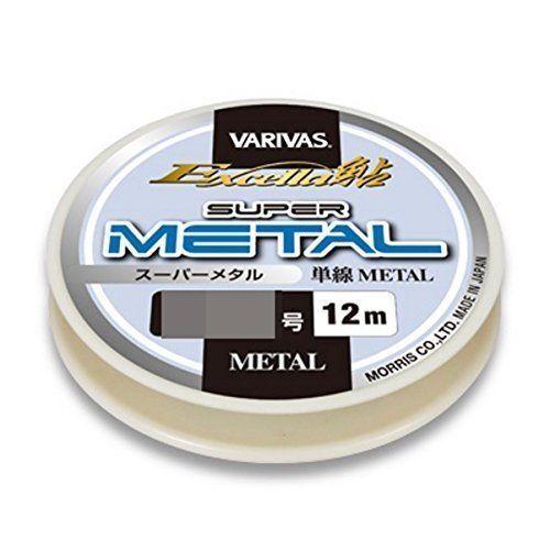 MORRIS Metal line Excella AYU Super 12m  0.15 Metal blu  Fishing LINE