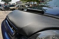 Honda Civic 96 97 98 1996 1997 1998 Carbon Fiber Look Custom Bra Car Hood Mask