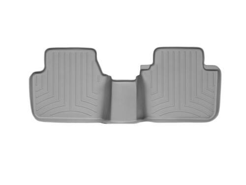 Grey WeatherTech FloorLiner Floor Mats for Acura TL 2nd Row 2004-2008