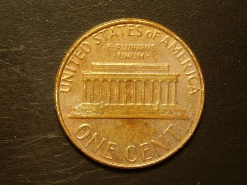 1982  ONE LINCOLN MEMORIAL CENT #26