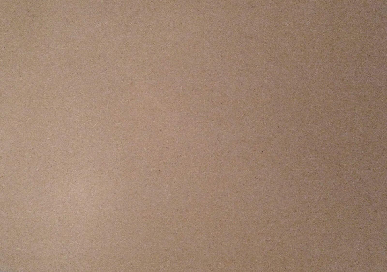 Medite MDF Lazer Board A4 Size 15 x Sheet 6mm Thick x 297mm Long x 210mm Wide