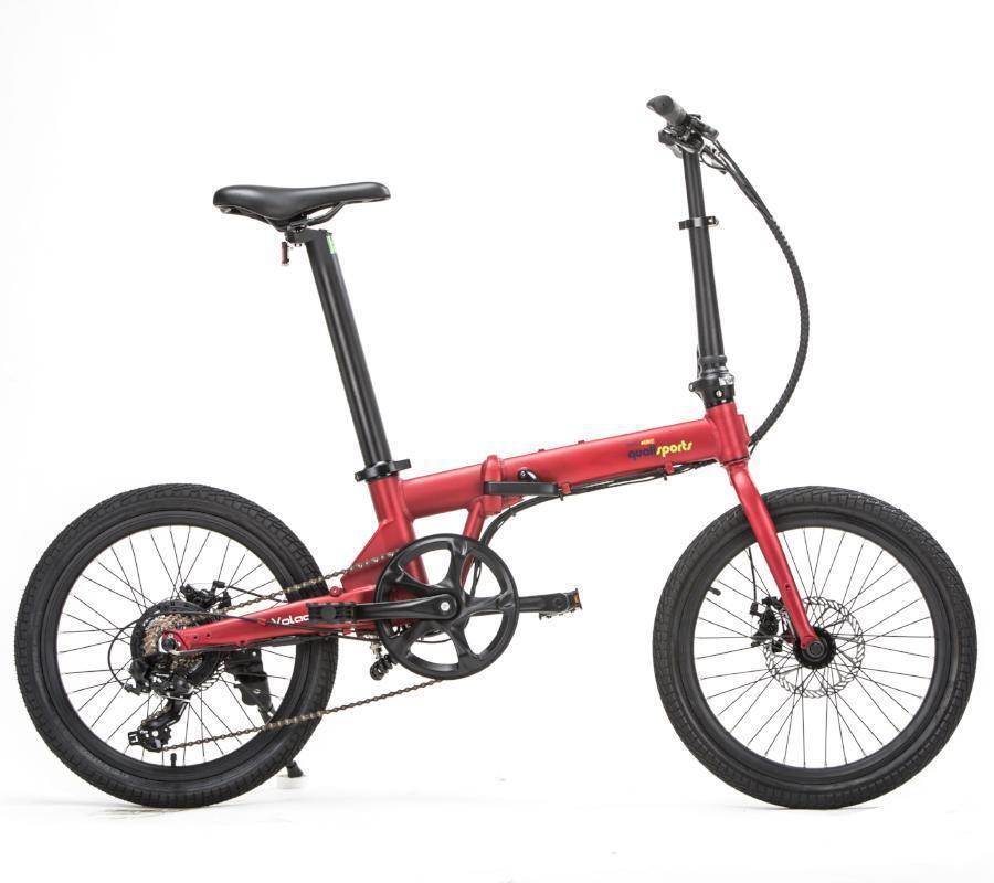 Qualisports Volador - 20  Folding Electric Bike 350W 7Ah(Samsung) Li-ion Battery