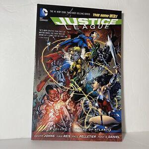 Justice League Vol. 3: Throne of Atlantis DC Comics TPB Graphic Novel