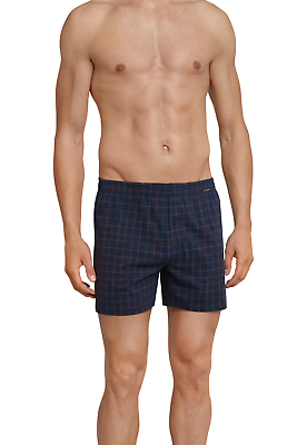 Schiesser Boxershorts Da Uomo 100/% COTONE JERSEY 5-14 m-6xl Sonno Pantaloni Corto