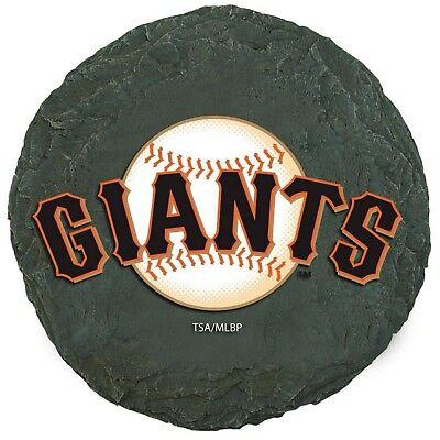 2019 Nuovo Stile San Francisco Giants Stepping Stone Giardino Patio Paesaggio Baseball Aiutare A Digerire Cibi Grassi