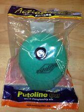 SUZUKI RM 125 PUTOLINE PRE-OILED AIR FILTER SUZUKI RM 125 RM125 2002-2003