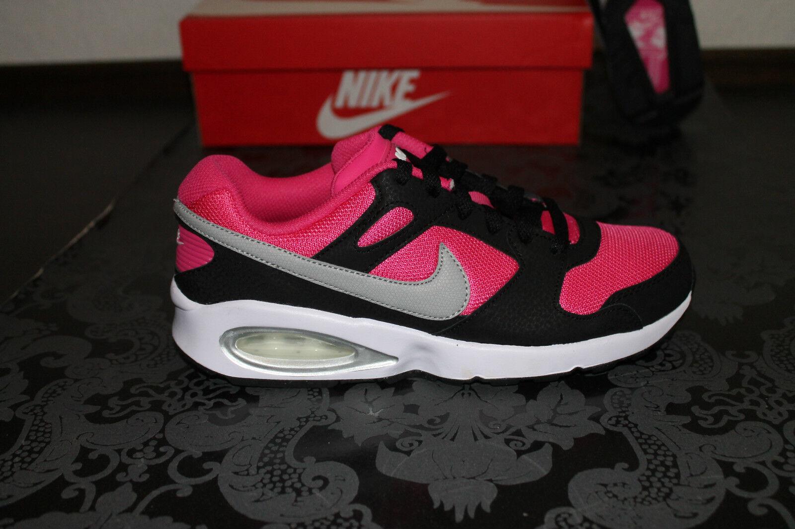 cheap for discount 403fe a387b ... Nike Air Max Coliseum señora running running running zapatos negro rosa  tamaño 38 o 38, ...