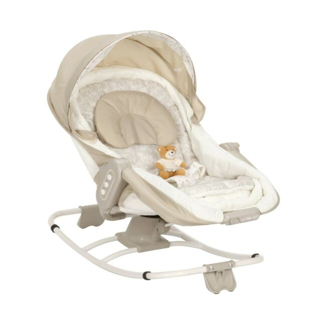The First Years Sweet Sleep Cocoon Rocker Bassinet - New! Free Shipping!