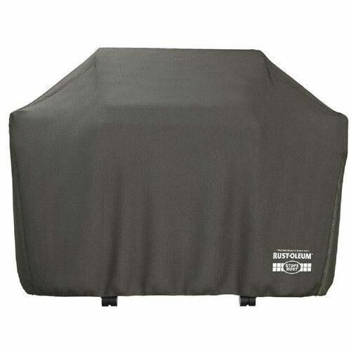 """Rust-Oleum Premium Grill Cover Large P8004CBRO-N 60/""""W x 22/""""L x 42/""""H  New!!!"""