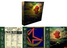 "KINGDOM COME "" The Journey "" Japan Mini LP 3 CD Box Arthur Brown"