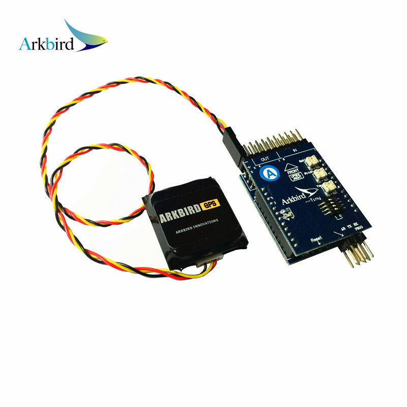 Arkbird Tiny FPV Autopilot Flight Stablization System With With With RTH PID controller b63caa