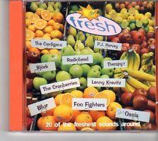 (FK48) MTV Fresh, 20 tracks various artists - 1995 CD