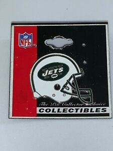 New-York-Jets-Team-Helmet-NFL-Licensed-Pin-New-Carded