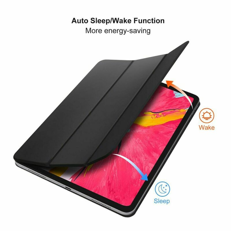 Tablet Case Cover Magnetic Ultra Slim Smart iPad Pro 11 12.9 Protect Accessories