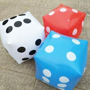 Large-Inflatable-Blow-Up-Dot-Dice-Kids-Party-Favours-Outdoor-Pool-Toys-Funny