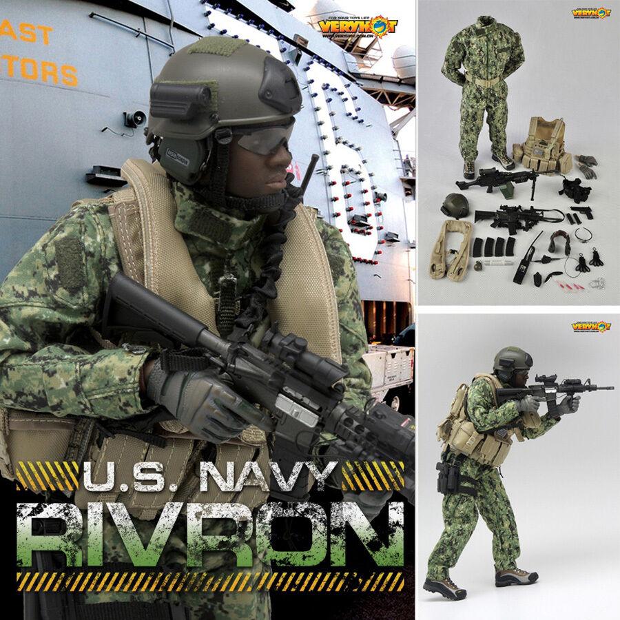 HOT HOT HOT FIGURE TOYS 1 6 VH veryhot 1032 The us navy rivron 512278