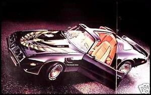 1980-Pontiac-Deluxe-Brochure-Firebird-Trans-AM-Original-80
