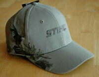 Stihl Wildlife Series eagle Gray Hat / Cap Adjustable